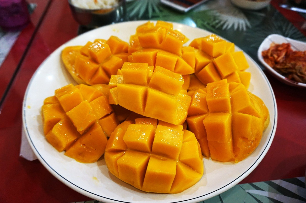 mango in phillipines