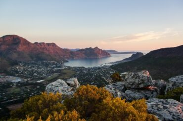 Hout bay mountains